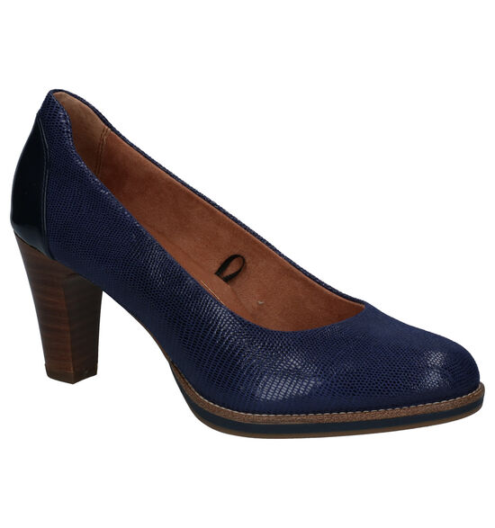Tamaris Blauwe Pumps