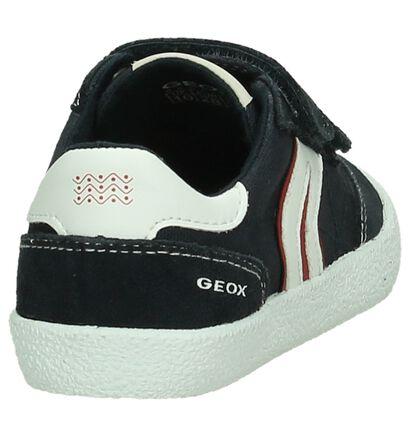 Geox Velcroschoenen Donker Blauw, Blauw, pdp