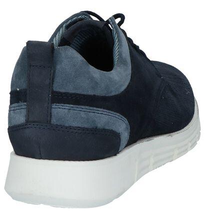 Borgo Sport Chaussures basses en Bleu foncé en daim (209799)