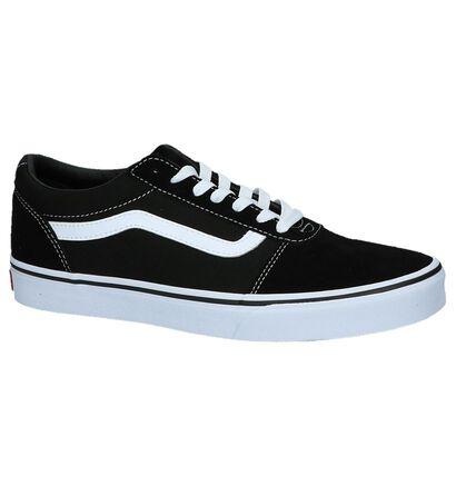 Zwarte Skateschoenen Vans Ward, Zwart, pdp