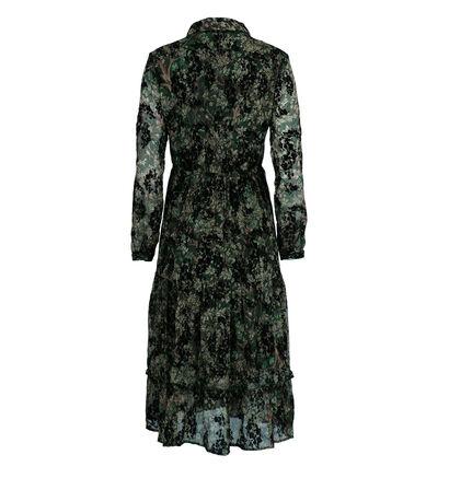 Kilky Robes longues en Vert kaki (276084)