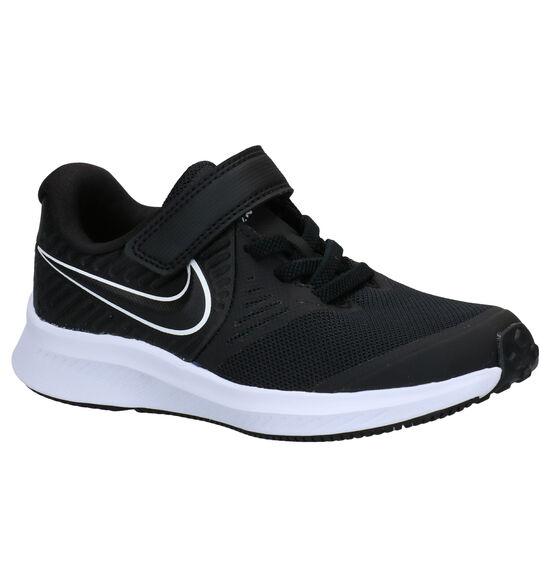 Nike Star Runner 2 Zwarte Sneakers