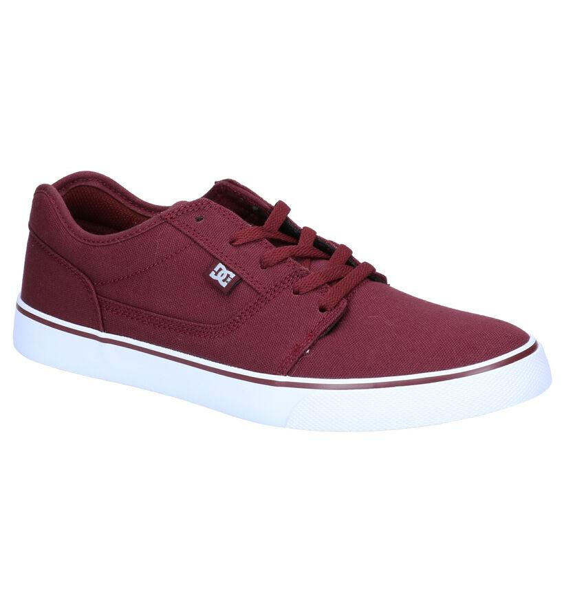 DC Shoes Tonik TX Zwarte Sneakers in stof (267987)