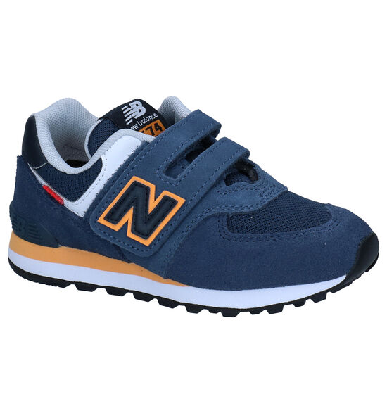 New Balance PV574 Blauwe Sneakers