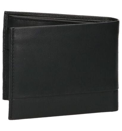 Samsonite Pro DLX 4s Portefeuille Zwart in leer (220717)