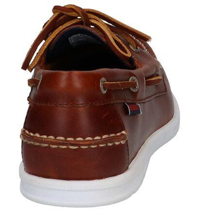 Sebago Chaussures bateau  (Cognac), Cognac, pdp