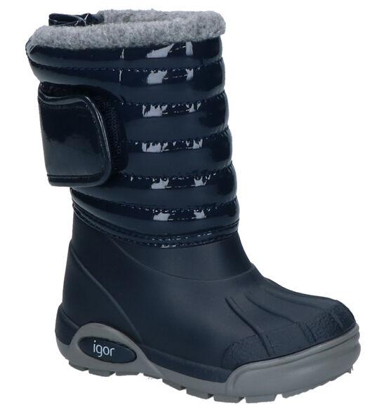 Igor Snowboots Blauw