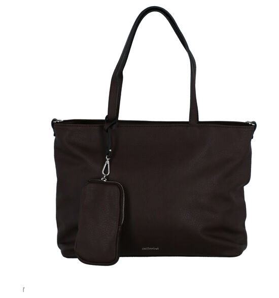 Emily & Noah Bruine Bag in bag Shopper