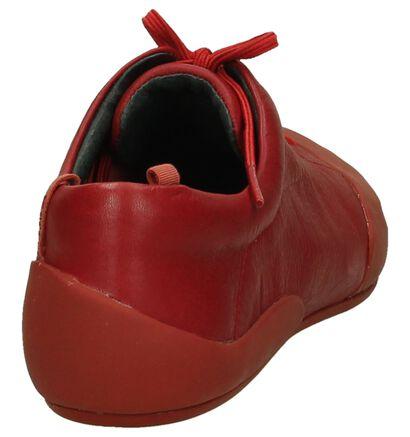 Camper Chaussures à lacets  (Noir), Rouge, pdp