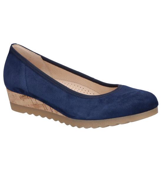 Gabor Easy Walking Escarpins en Bleu