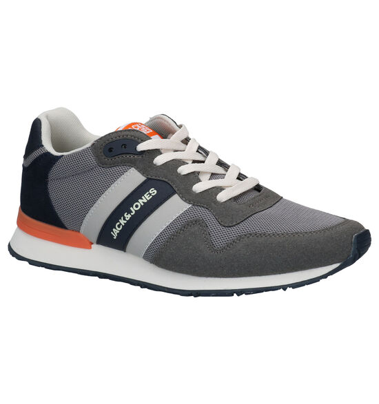 Jack & Jones Stellar Grijze Sneakers