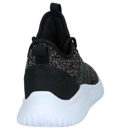 Lage Sportieve Sneakers adidas CF Ultimate Bball Zwart, Zwart, pdp