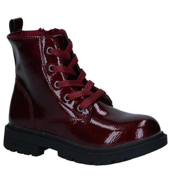 Dazzle Bordeaux Boots