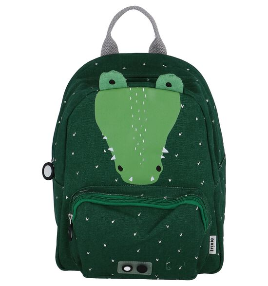 Trixie Mr. Crocodile Sac à dos en Vert