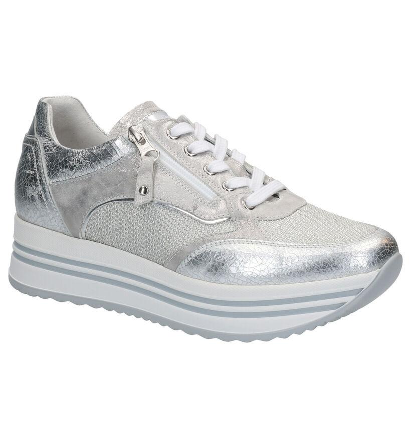 NeroGiardini Chaussures à lacets en Or en cuir (270586)