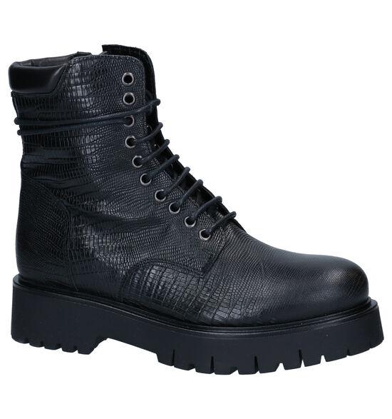 Sweet Lemon Zwarte Boots