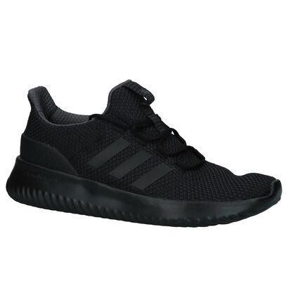 Witte Slip-on Sneakers adidas Cloudfoam Ultimate in stof (237228)