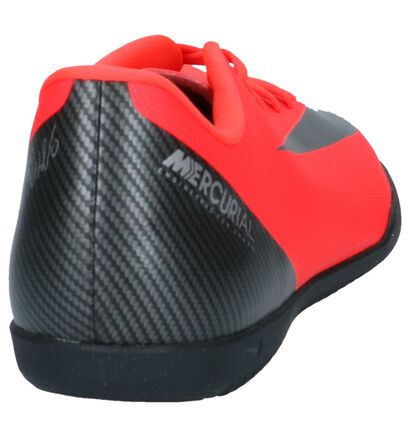 Nike Vapor Chaussures de foot en Rouge en simili cuir (235593)