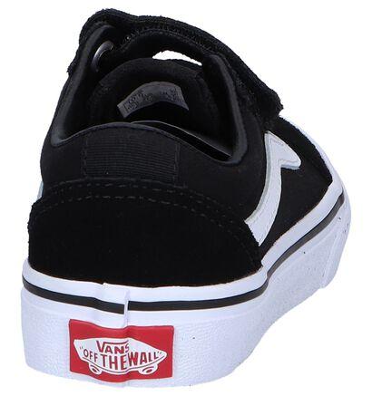 Zwarte Skateschoenen Vans Ward , Zwart, pdp