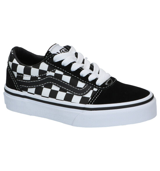 Vans Ward Baskets en Noir