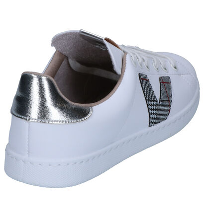 Victoria Witte Sneakers in leer (262637)