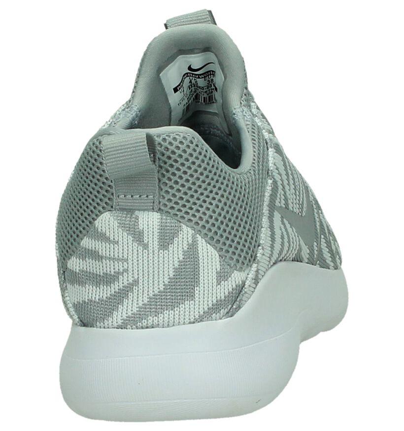 Nike Kaishi Baskets basses en Gris clair en textile (178297)