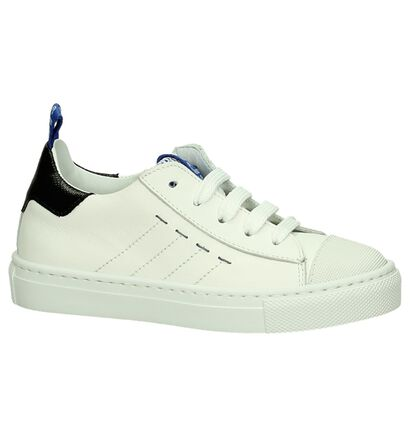 Rondinella Witte Sneakers, Wit, pdp