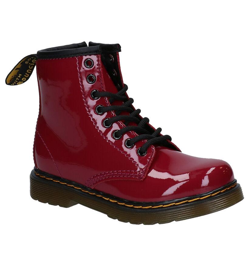Dr. Martens 1460 Bordeaux Boots in lakleer (277256)