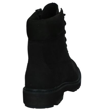 Timberland Lucia Way 6 Inch Boots Zwart in nubuck (255285)