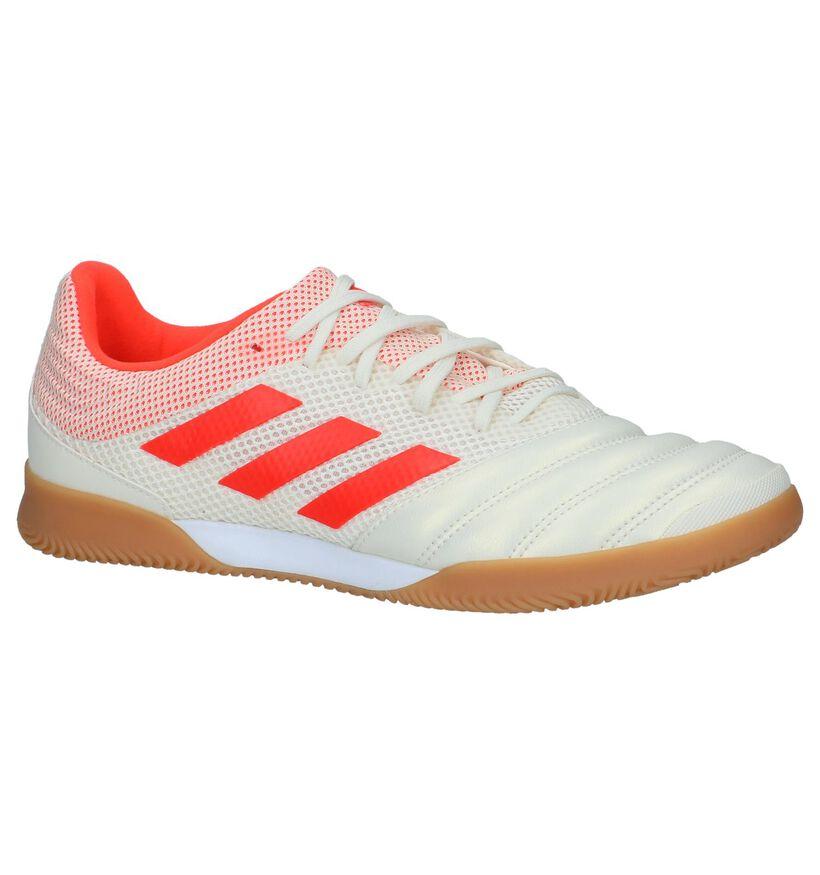 Copa Chaussures de foot en Écru en simili cuir (236085)