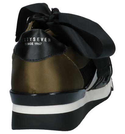Sneakers Zwart Sixtyseven, Groen, pdp