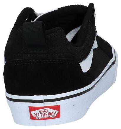 Zwarte Skateschoenen Vans Filmore, Zwart, pdp