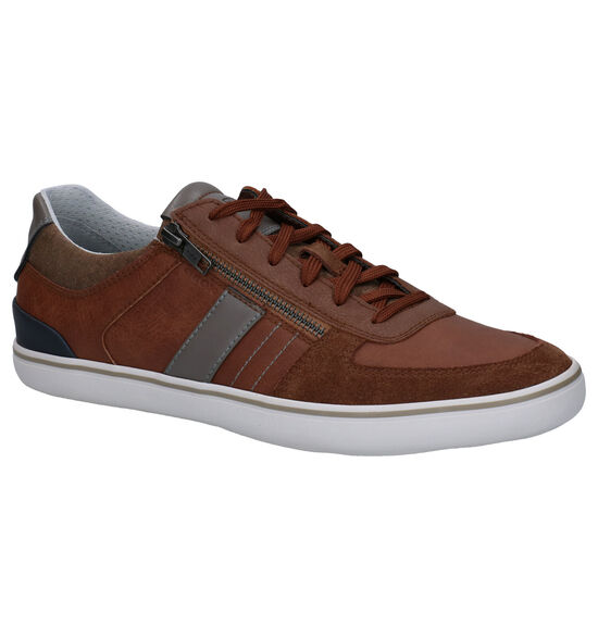 Geox Elver Chaussures basses en Brun