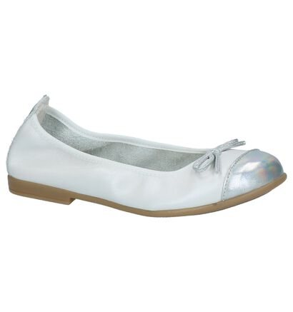 Bopy Ballerines en Blanc en cuir (211711)