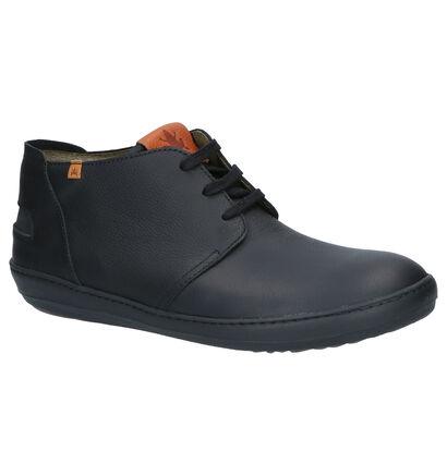 El Naturalista Chaussures basses en Noir en cuir (259354)