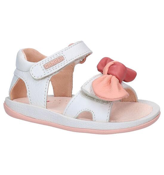 Camper Sandales pour bébé en Blanc