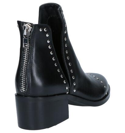 Steve Madden Conspire Witte Boots in leer (225273)