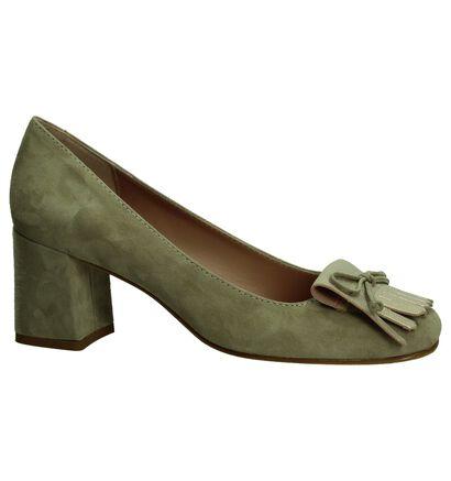Love Escarpins classique  (Vert kaki), Vert, pdp