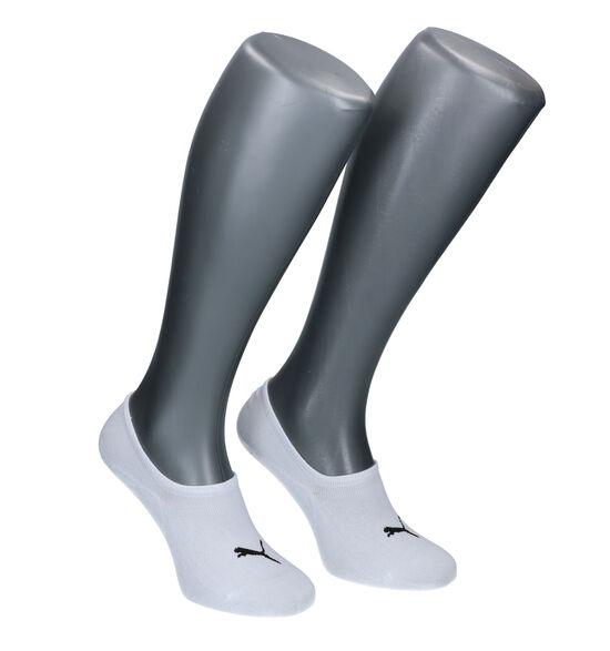 Puma Chaussettes basses en Blanc - 2 Paires
