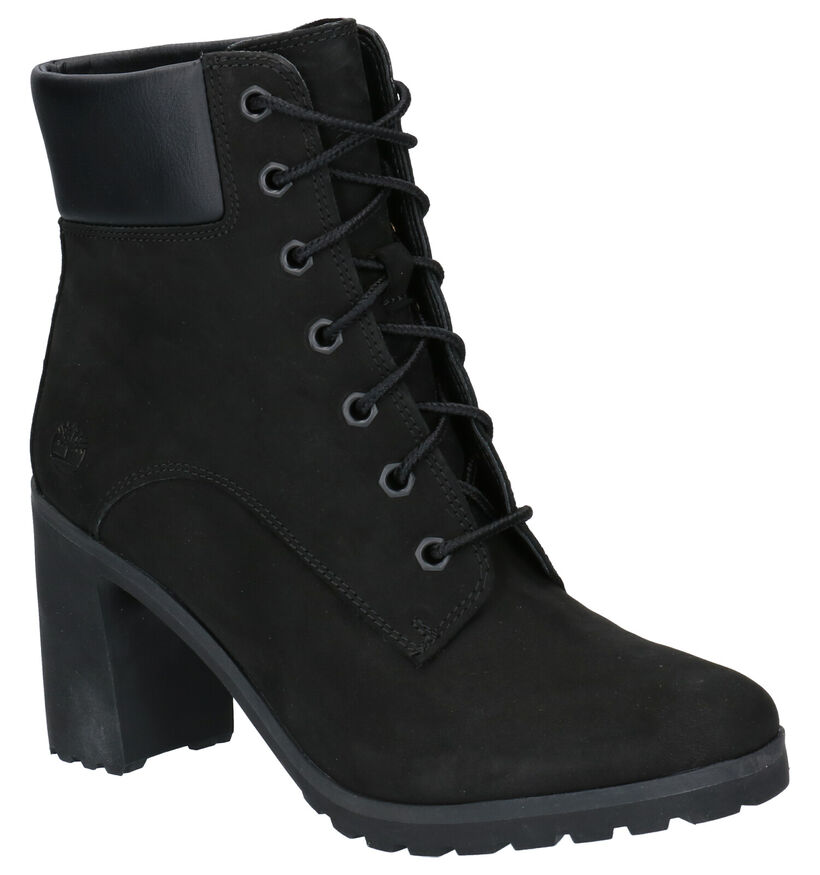 Timberland Allington Bottines en Noir en nubuck (277647)