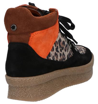 Steve Madden Pandora Beige Boots in daim (258881)