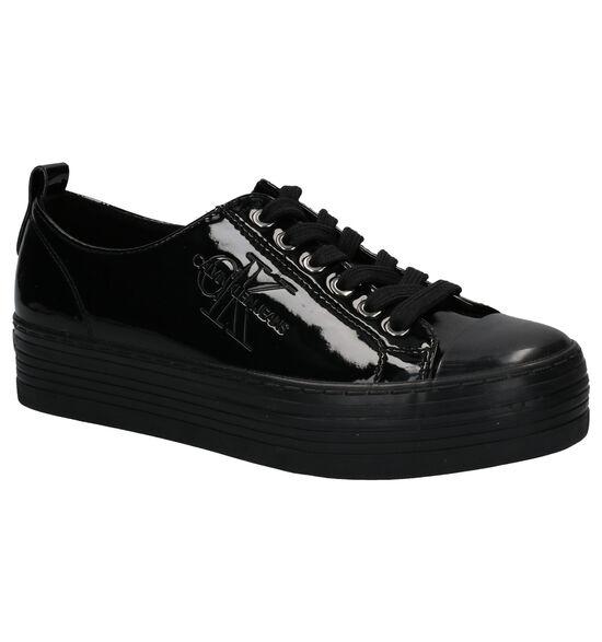 Calvin Klein Zolah Zwarte Sneakers
