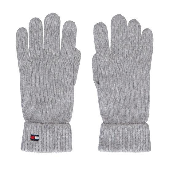 Tommy Hilfiger Essential Grijze Handschoenen
