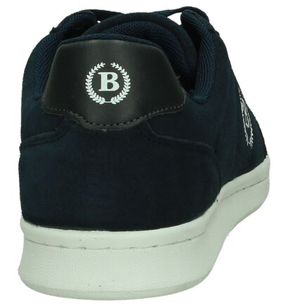 Borgo Sport Chaussures basses en Vert olive en nubuck (200735)