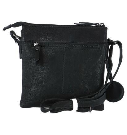 Burkely Sacs porté croisé en Noir en cuir (255057)