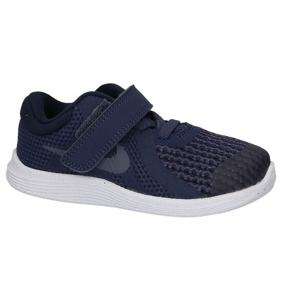 Nike Revolution 4 TDV Blauwe Sneakertjes