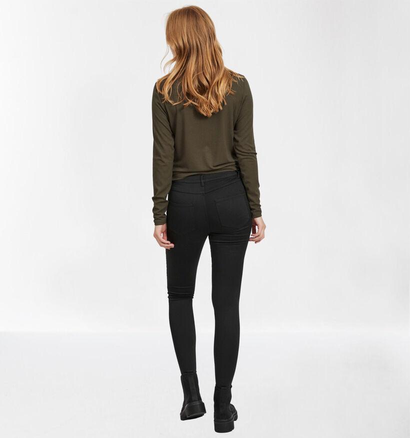 Vila Zwarte Slim Fit Jeans (284875)