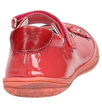 Rondinella Ballerines  (Rose), Rouge, pdp