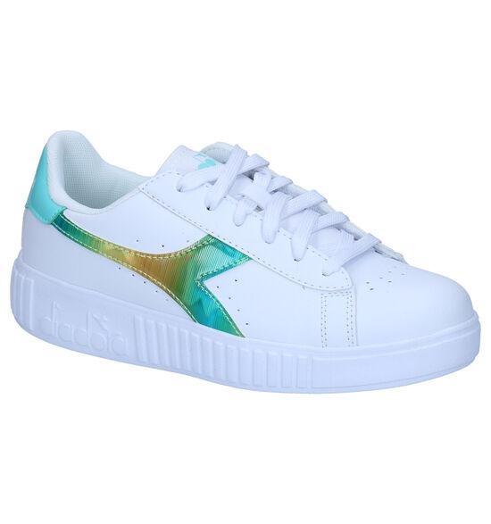 Diadora Game Step Witte Sneakers