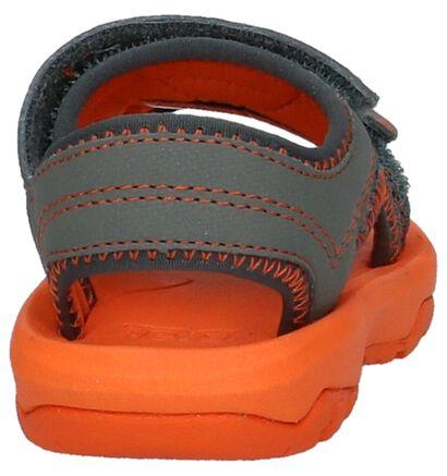 Teva Psyclone Sandales pour bébé en Gris en textile (212545)